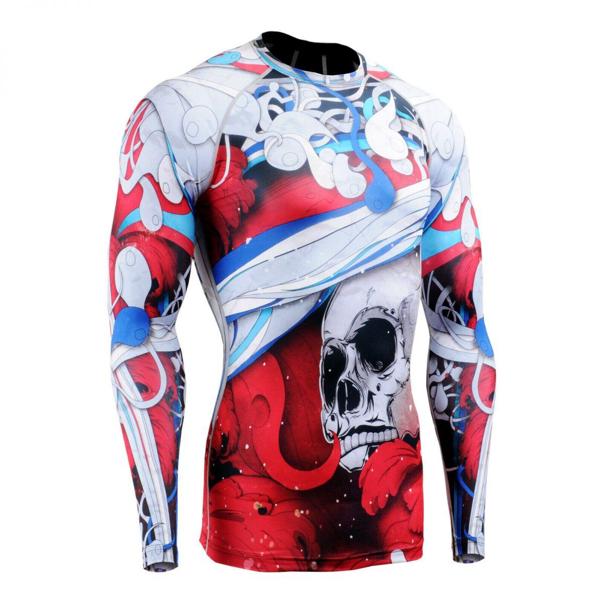 Fixgear compression T-shirt