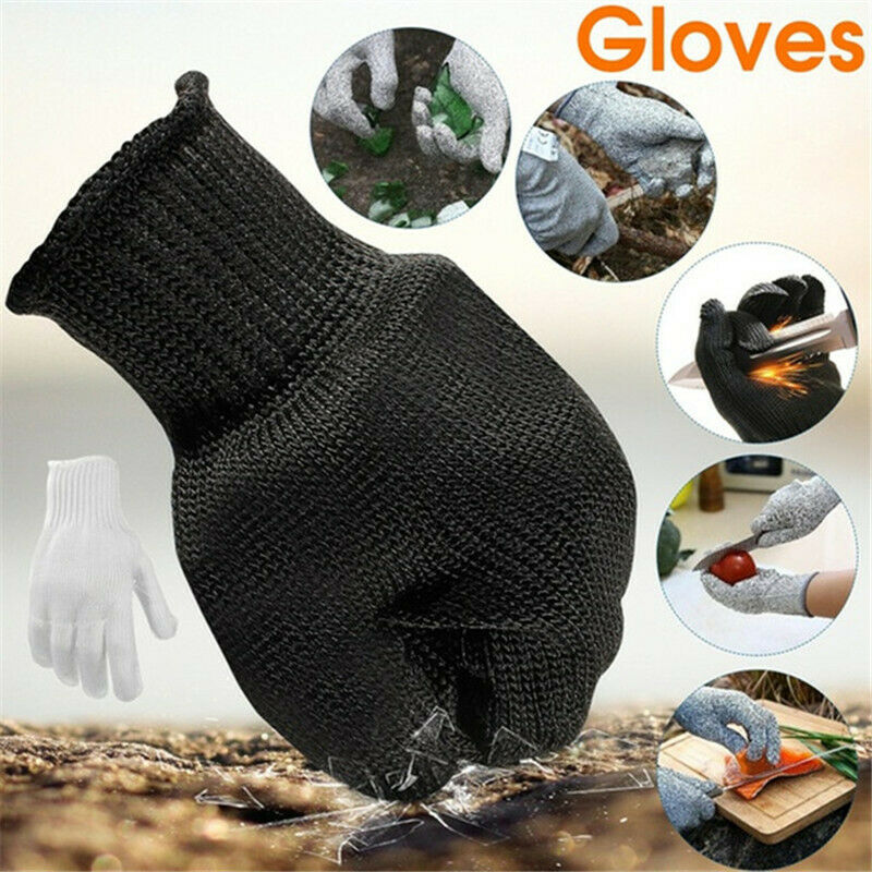 Cut Resistant Stainless Steel Working Safety Gloves